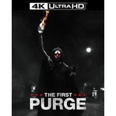 Судная ночь - Начало [4K UHD Blu-ray]