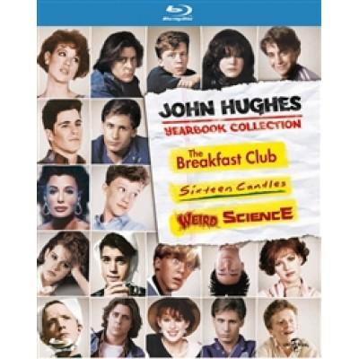 """Коллекция Джона Хьюза """"Школьная трилогия"""" (+ DVD) [Blu-ray]"""