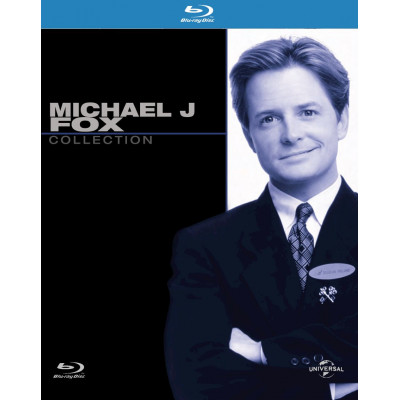 Коллекция фильмов М.Дж Фокса [Blu-ray]