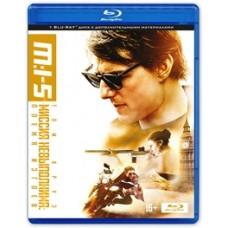 Миссия невыполнима: Племя изгоев (Специальное издание) [Blu-ray]