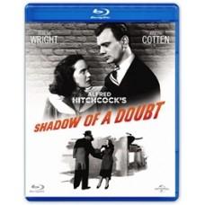 Тень сомнения (Шедевры А Хичкока) [Blu-ray]