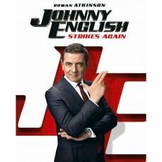 Агент Джонни Инглиш 3.0 [Blu-ray]
