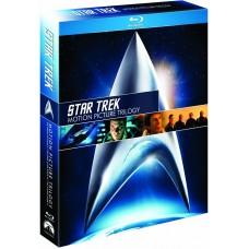 Стартрек (Трилогия) [Blu-ray + 3D Blu-ray]