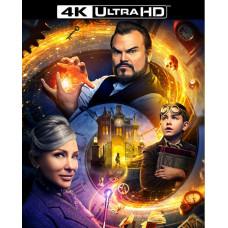 Тайна дома с часами [4K UHD Blu-ray]