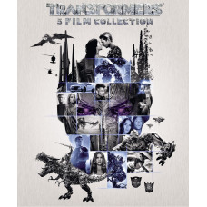 Трансформеры (Пенталогия) [Blu-ray]