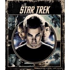 Звездный путь (2009) (Специальное издание +артбук/карточки)[Blu-ray]