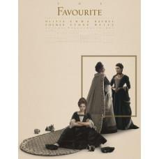 Фаворитка (2018) (+артбук) [Blu-ray]