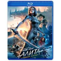 Алита: Боевой ангел (Специальное издание) (+артбук/карточки) [3D Blu-ray + 2D версия]