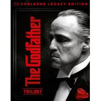 """Крестный отец (Издание """"Наследие Корлеоне"""") (+плакат/карточки/открытки) [Blu-ray]"""