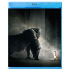 Кинг Конг (2005) (Специальное издание) (+DVD/карточки) [Blu-ray]