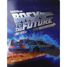 Назад в будущее (Юбилейное издание) [Blu-ray]