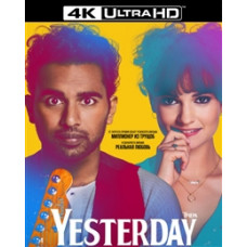 Yesterday [4K UHD Blu-ray]