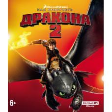 Как приручить дракона 2 [4K UHD Blu-ray]