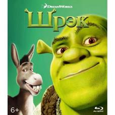 Шрэк (Universal) [Blu-ray]