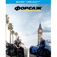 Форсаж: Хоббс и Шоу (Специальное издание) (+DVD доп.мат) [Blu-ray]