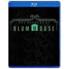 Коллекция ужасов Blumhouse: Синистер/Синистер 2/Мрачные небеса (+карточки) [Blu-ray]