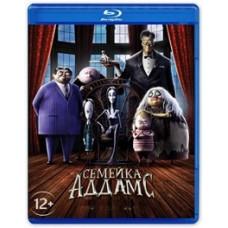 Семейка Аддамс (2019) [Blu-ray]