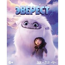 Эверест (+карточки/буклет) [3D Blu-ray + 2D версия]