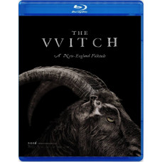 Ведьма (2015) (Специальное издание) [Blu-ray]