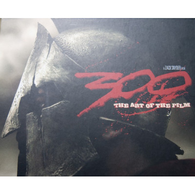 300: The Art of the Film [Hardcover]