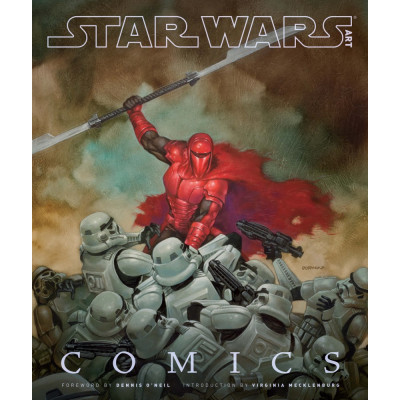 Артбук Abrams Star Wars Art: Comics [Hardcover]