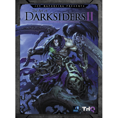 Darksiders Udon The Art of II [Paperback]