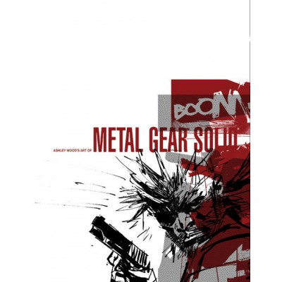 Art of Metal Gear Solid [Hardcover]