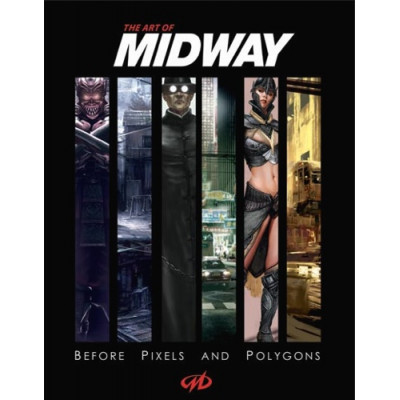 Art of Midway: Before Pixels and Polygons [Paperback]