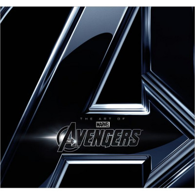 Avengers: The Art of Marvel's The Avengers [Hardcover]