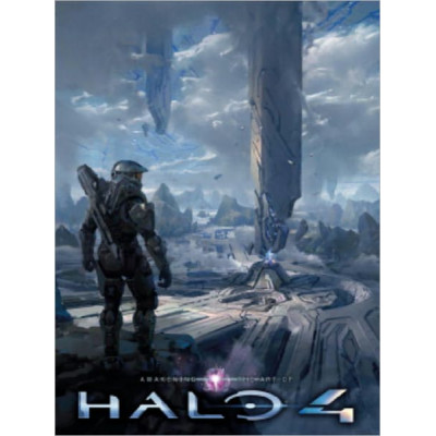 Awakening: The Art of Halo 4 [Hardcover]