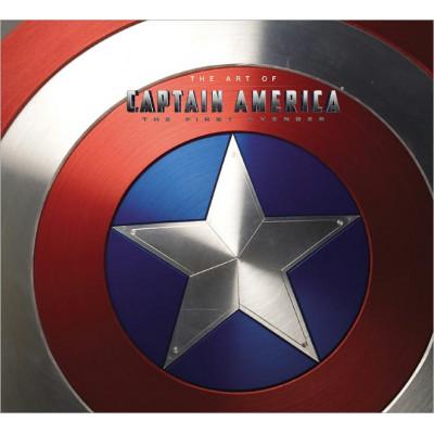 Captain America: The Art of Captain America - The First Avenger [Hardcover]