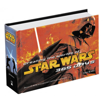 Creating the Worlds of Star Wars: 365 Days [Hardcover,Deluxe Edition]