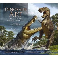 Dinosaur Art: The World's Greatest Paleoart [Hardcover]