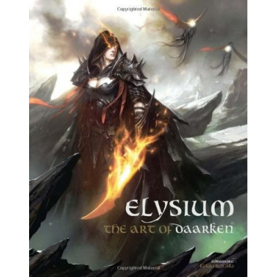 Артбук Elysium - The Art of Daarken [Hardcover]
