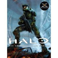 Halo: The Art of Building Worlds: The Great Journey [Hardcover]
