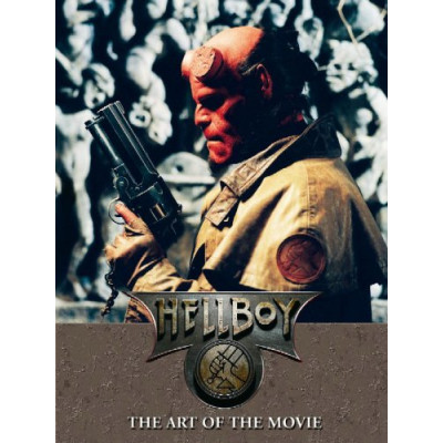 Hellboy The Art Of The Movie [Paperback]