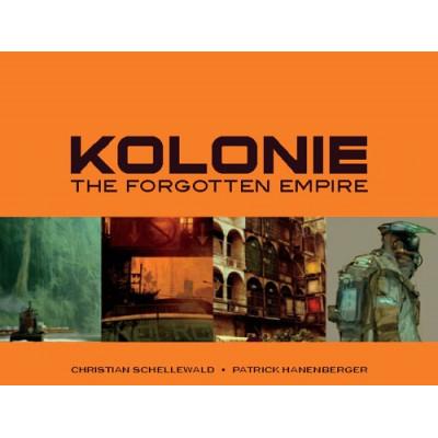 Артбук Design Studio Press KOLONIE: The Forgotten Empire [Paperback,Hardcover]