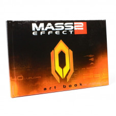 Mass Effect 2 Art Book [Hardcover]