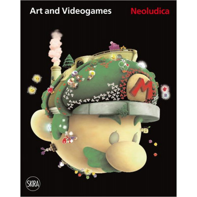 Артбук Skira Neoludica Art and Videogames 1966-2011 [Paperback]