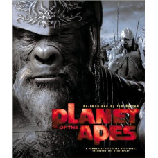 Planet of the Apes: Reimagined by Tim Burton [Hardcover,Paperback]