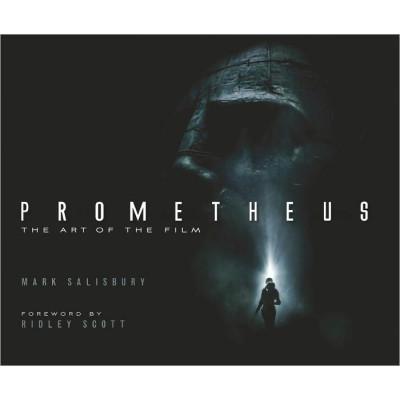 Артбук Titan Books Prometheus: The Art of the Film [Hardcover]