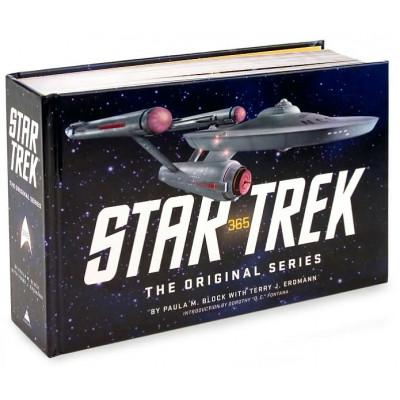 Star trek Abrams Star Trek: The Original Series 365 [Hardcover]