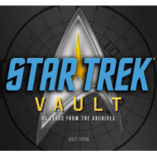 Star Trek Vault: 40 Years from the Archives [Hardcover]