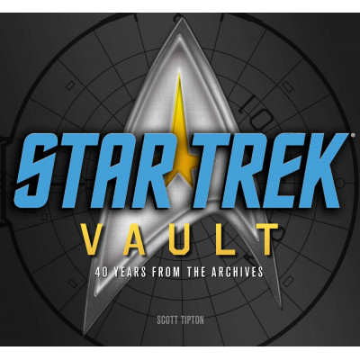 Star trek Abrams Vault: 40 Years from the Archives [Hardcover]