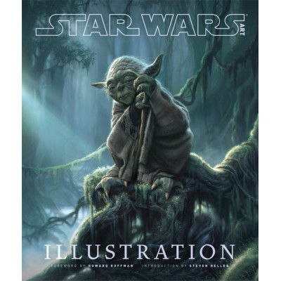 Star Wars Art: Illustration [Hardcover]