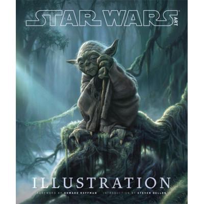 Артбук Abrams Star Wars Art: Illustration [Hardcover]