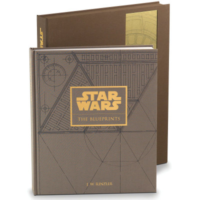 Артбук Epic Ink Star Wars: The Blueprints [Deluxe Edition]