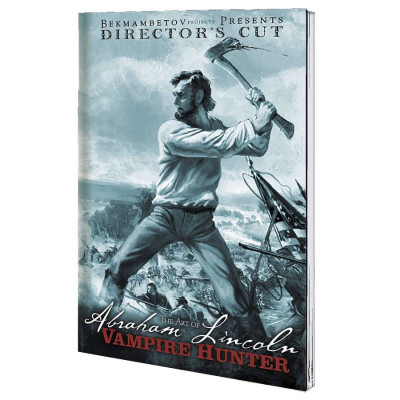 The Art of Abraham Lincoln: Vampire Hunter [Hardcover]