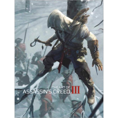 Артбук Titan Books The Art of Assassin's Creed III [Hardcover]