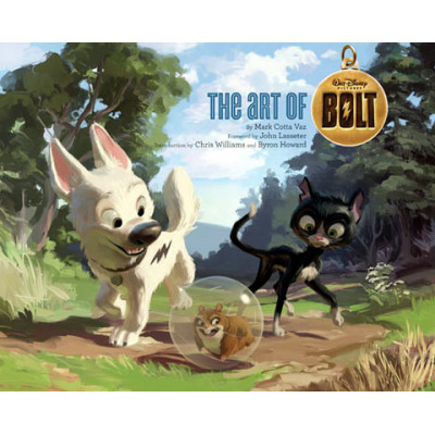 The Art of Bolt [Hardcover]